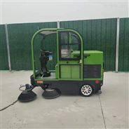 出售四輪電動掃地車 全封閉 半封閉清掃機